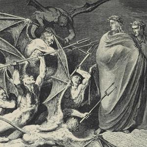 Divine Comedy Image Archive
